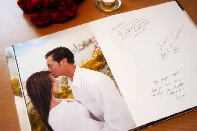 Guest Signature Album