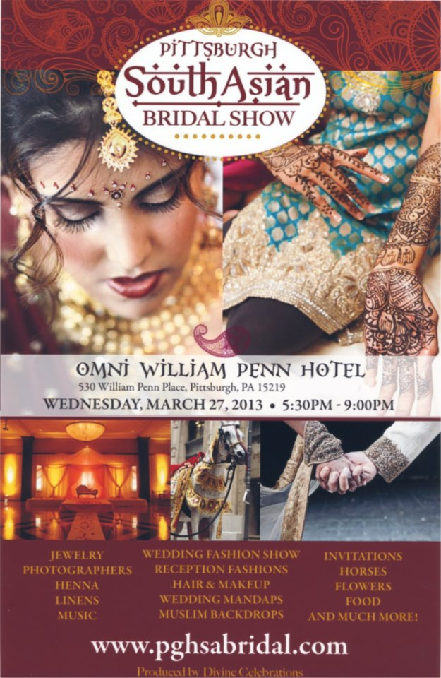 Pittsburgh South Asian Bridal Show Image